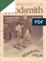 Woodsmith Rocking Horse Plans
