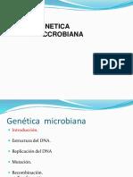 7.Genetica bacteriana