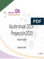 Presentacion Ajuste 2019