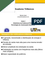 Aula 04 - Retificadores Trifasicos