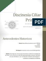 Discinesia Cliar