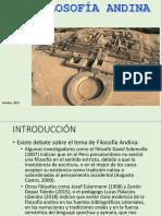 Expo Filosofia Andina
