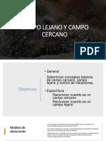 CAMPO LEJANO Y CAMPO CERCANO
