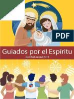 Folleto Adviento-Navidad 2019 -Guiados por el Espíritu-
