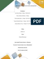 Unidad 3fase 3 Aplicasiones Psicosociales de Las Teorias Contemporaneas