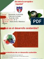 Desarrollo sostenible Guzman