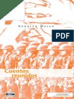 Cuentos_reunidos de Rodolfo Walsh