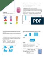 Guía Area y Volumen