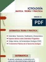 Ictiologia Sem 14-15 Sistematica_CNZ_Aspectos Practicos_nov2019