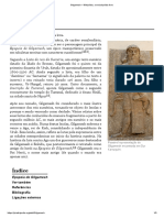 Gilgamesh – Wikipédia, A Enciclopédia Livre