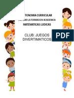Club de Matematicas