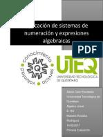 Aplicación Expresiones Algebraicas