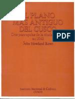 EL PLANO MAS ANTIGUO DE CUSCO.pdf