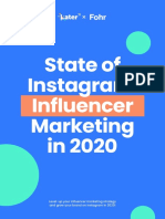 Instagram Influencer Marketing 2020