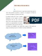 COMO ORGANIZAR IDEAS.docx