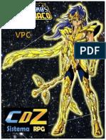 Cdz - Sistema Rpg - Vpc