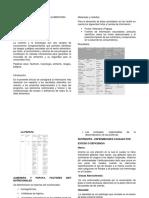 Artículo nutrición y toxicologia n