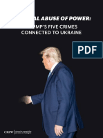 Ukraine Crimes Report 2