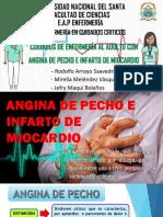 Angina e Infarto Miocardio