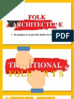 Philippine Traditional Folk Arts