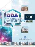 Dda Housing Scheme 2010 Broucher