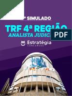 Simulado trf 4