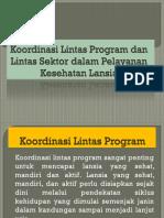 Koordinasi Lintas Program dan Lintas Sektor dalam Pelayanan.pptx