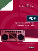 Aprovecha al máximo  internet en tu radio