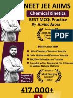 Chemical Kinetics Neet Jee Crash Final