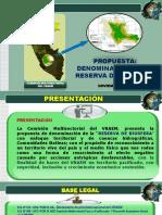 PROPUESTA DE DENOMINACIÓN DE LA BIÓSFERA ok