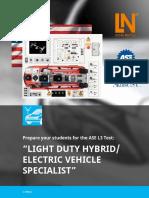 Light-Duty-Hybrid-Electric-Vehicle-Specialist-ASE-Flyer