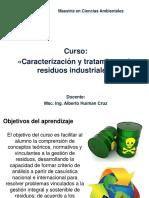 Caracterización y Tratamiento de Residuos Industriales (1)