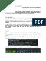 PRÁCTICA 4 - MYSQL REPLICATION.docx