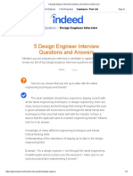 5 Design Engineer Interview Questions and Answers _ Indeed.com
