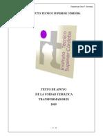 Apunte Transformadores 2019 PDF