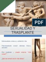 Tx y sexualidad
