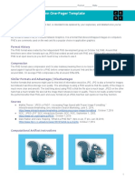 albert briones - rapid research one pager - 5184762
