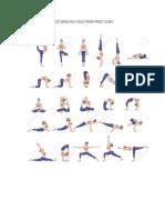 Posturas en Yoga Para Practicar