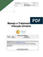 manejo e tratamento de infeccao urinaria