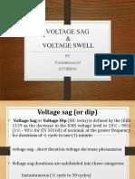 Voltage Sag & Swell