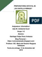 Preparatoria Estatal #8-Santiago Pérez-Ada 5