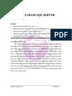 d.database SQL Server