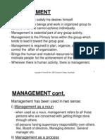5. Management
