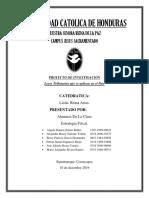 Informe de Estrategia Fiscal de Leyes Tributarias