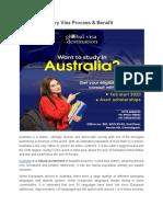Australia Country Visa Process