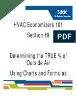 HVAC Economizer