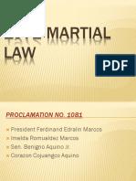 1972 Martial Law