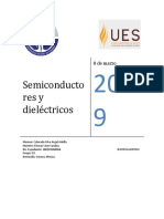 Semiconductores y dieléctricos