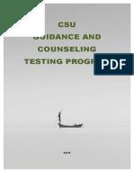 CSU Testing Program