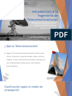 Introducción a la Ingeniería de Telecomunicaciones